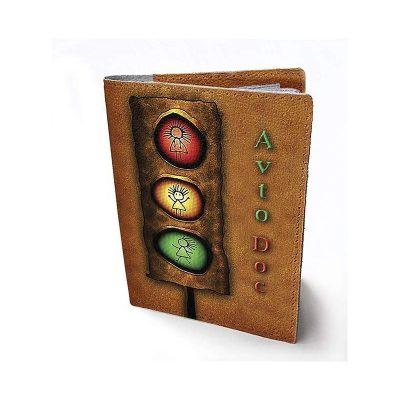 Обложка для автодокументов «Светофор»
