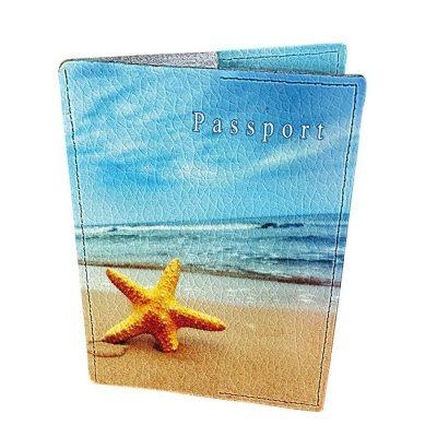 Оригинальная обложка для паспорта «Отпуск»