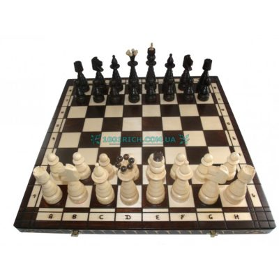 Шахматы «Елочные» большие Madon (Польша)