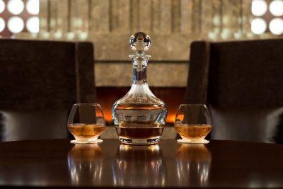 Алкогольный набор Rogaska «Blossom» (графин + 2 стакана)