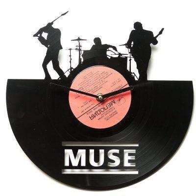 Часы виниловые Muse