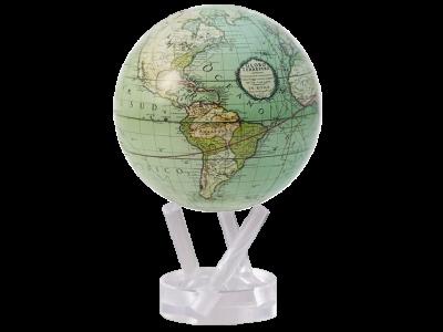 Глобус самовращающийся «Terra Incognitta» MOVA