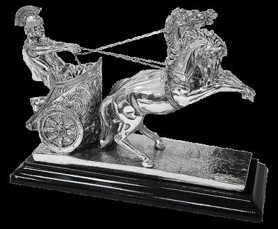 Оригинальная статуэтка Pegasus «Колесница»