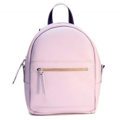 Рюкзак из кожи JIZUZ «Sport Lilac»