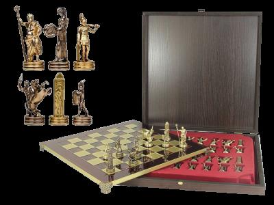 Шахматы Manopoulos «Троянцы»
