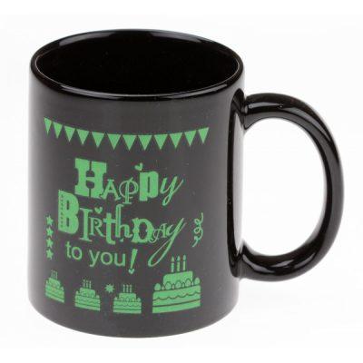 Светящаяся чашка «Happy Birhday»