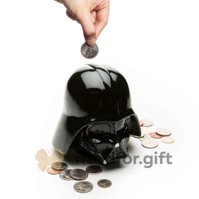 Копилка Zak «Star Wars Sculpted Coin Bank - Darth Vader»