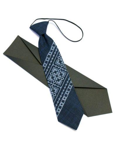 Детский вышитый галстук Nashi Rechi