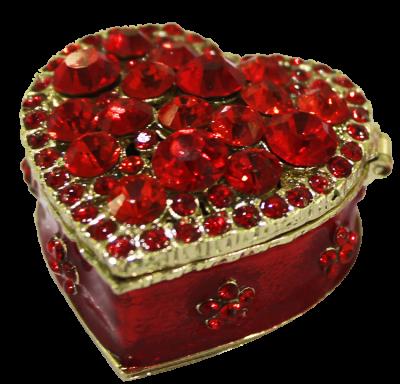 Шкатулка «Сердце» Jay Jayson
