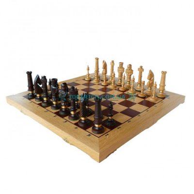 Дубовые шахматы «Роял Люкс» Madon