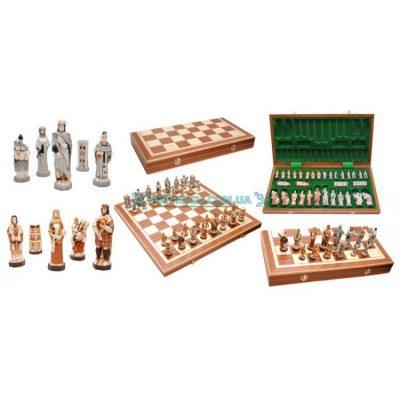 Эксклюзивные шахматы «Англия» Madon