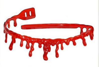 «Кровавый» ошейник