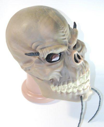 Латексная маска «Демон»