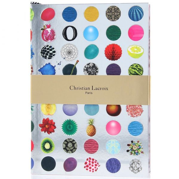 Блокнот Christian Lacroix «Couture Candies» формата А5