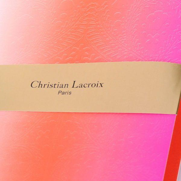 Блокнот Christian Lacroix «Ombre Paseo Neon»