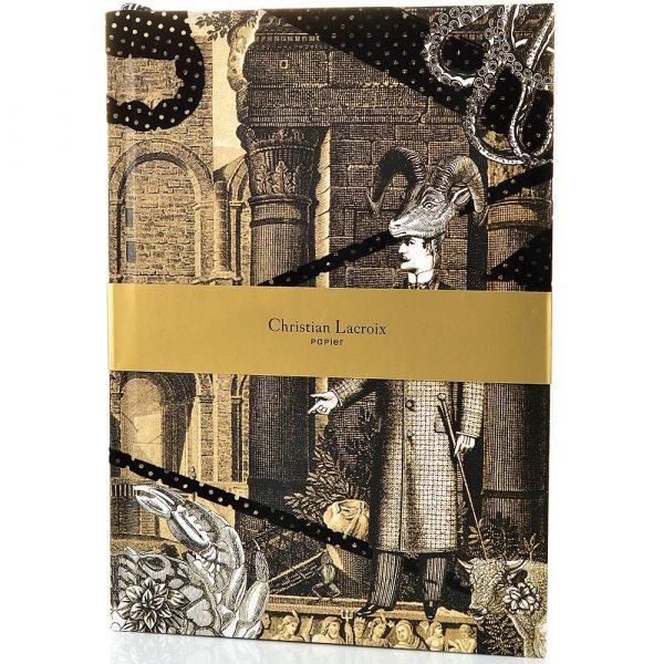 Блокнот Christian Lacroix Papier «Astrologie» формата B5