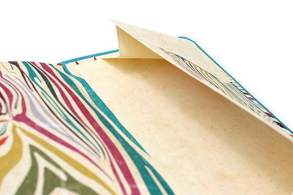 Блокнот Rhodia «Rhodiarama» (А5, линия) на резинке