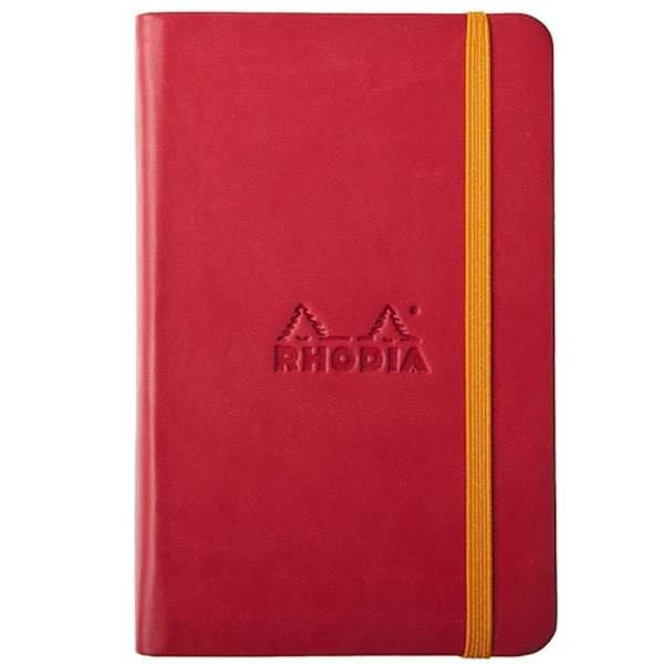 Блокнот Rhodia «Rhodiarama» (красный, А5)