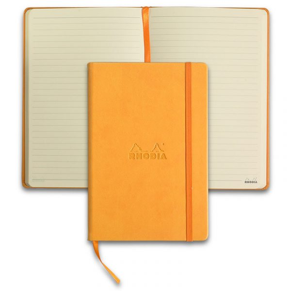 Блокнот Rhodia «Webnotebook» (A5, линия)