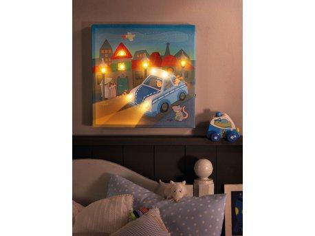 Детский ночник Haba «Ночная улица»