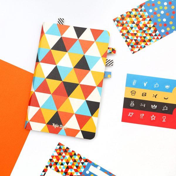 Дизайнерский блокнот от Kyiv Style (А5)