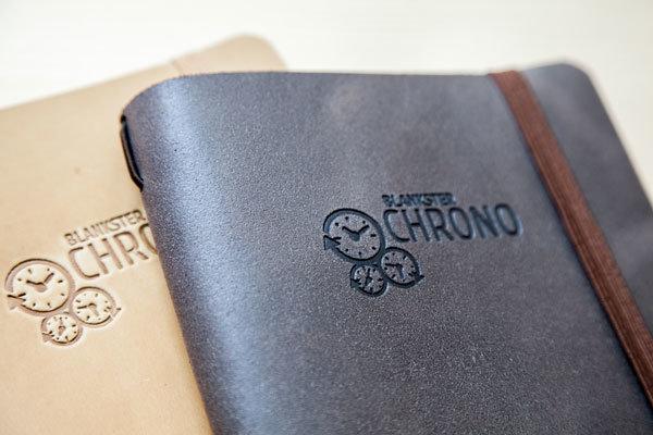 Ежедневник Blankster «Chrono Light» (винтаж)