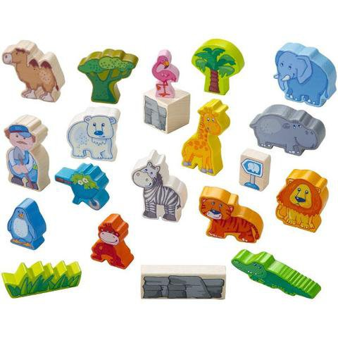 Игровой набор Haba «Зоопарк»