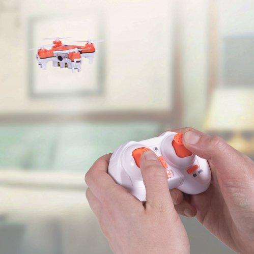 Игрушка «Мини Drone» Thumbsup с камерой наблюдения
