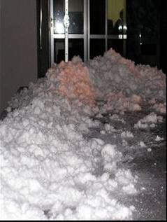 Искусственный снег, 1000 г