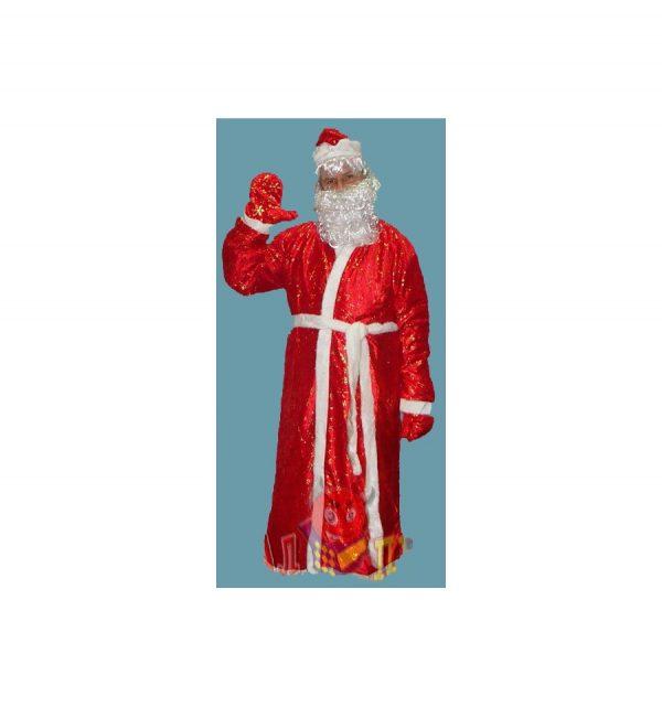 Костюм «Дед Мороз с рисунком»