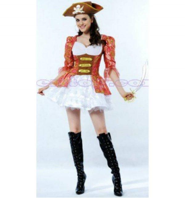 Костюм «Пиратка в белом»