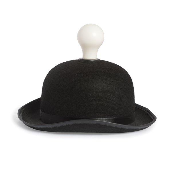 Котелок с фонарем «Light Headed» Funtime (шляпа и светильник 2 в 1)