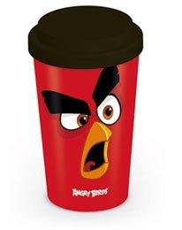 Кружка для путешествий «Angry Birds (Red)» Pyramid International
