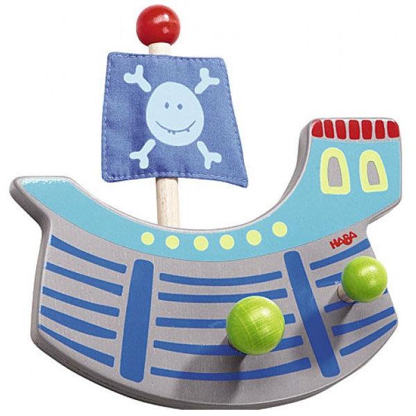 Крючок Haba «Пиратский корабль»