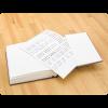 Кук-бук для записи рецептов «Книга кулинарных секретов совместно с Saveurs» BlankNote