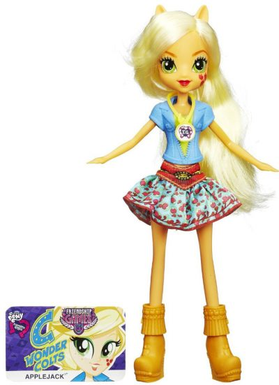 Кукла Эпплджек «Equestria Girls» HASBRO