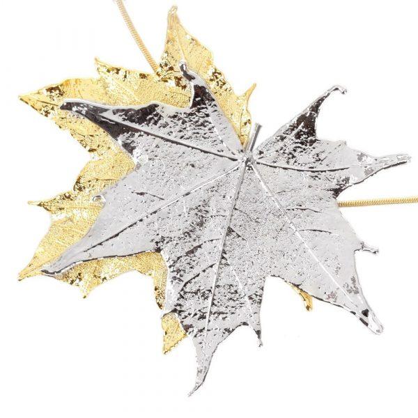 Кулон «Листья клена» Ester Bijoux Filigree Maple