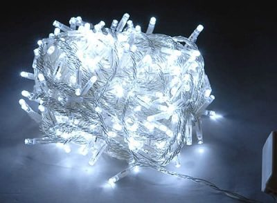 LED-гирлянда на 500 ламп (белая)