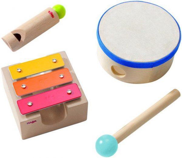 Маленький музыкальный набор Haba