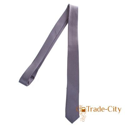 Мужской шелковый галстук ETERNO (фиолетовый)
