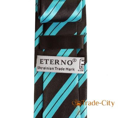 Мужской шелковый галстук ETERNO (узкий)