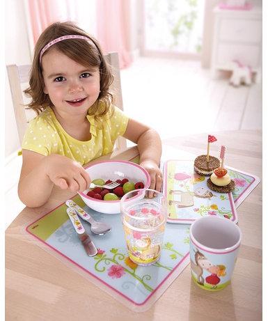 Набор столовых приборов для детей Haba «Мой пони»