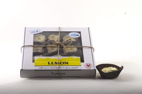 Набор зефира «Лимон»