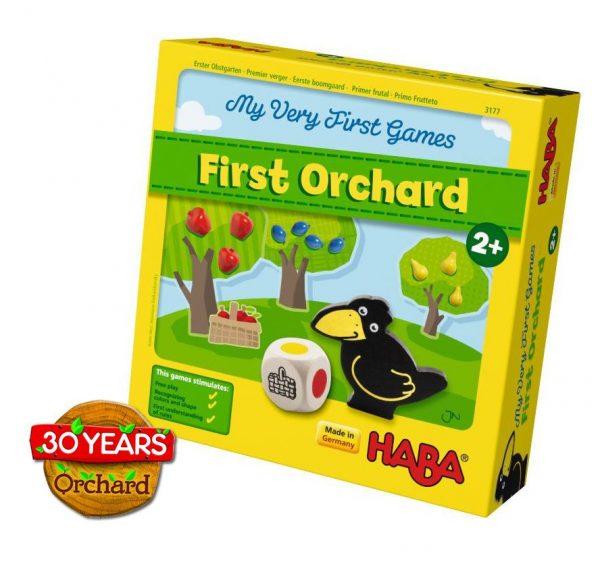 Настольная игра Haba «Мой первый сад»