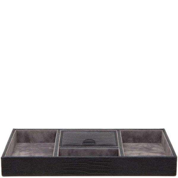 Планшет для украшений Wolf 1834 черно-серый
