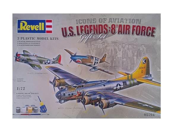 Подарочный набор «Американские легенды» Revell