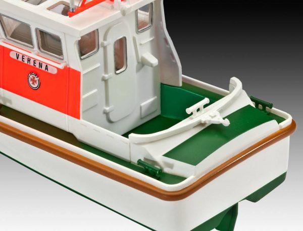 Подарочный набор с катером «DGzRS Walter Rose/Verena» Revell