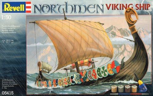 Подарочный набор с кораблем «Northmen» Revell