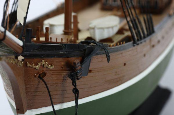 Подарочный набор с моделью корабля «Бригантина» ТМ «Звезда»