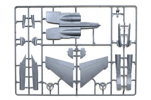 Подарочный набор с моделью самолета «СУ-27СМ» ТМ «Звезда»